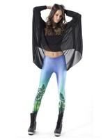 Free shipping Black galaxy women's milk leggings legging plus size hot-selling