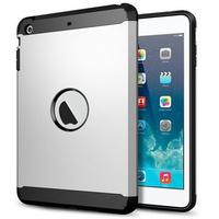 TPU + PC Slim Armour case for iPad Mini 2 shockproof case cover for ipad mini 3