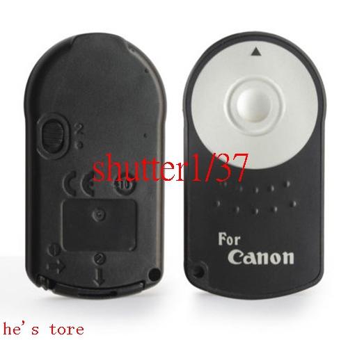 1pcs wireless IR Remote Control For CANON 600D 650D 450D 500D 750D 5D 6D 7D 1100D(China (Mainland))