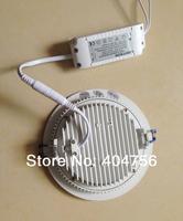 6W Round LED Panel Light  AC85-265V 540lm 50000Hrs 2835SMD