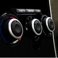 Hot ! for FORD FOCUS 2 focus 3 Mondeo AC Knob Car 3PCS/LOT Air Conditioning heat control Switch knob for focus 2 focus 3