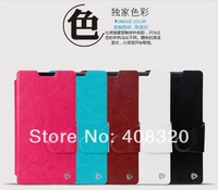 New Arrival!! Brand Bepak Win Series Flip PU Leather Case For Lenovo P780 With Retail Package, Free Shipping