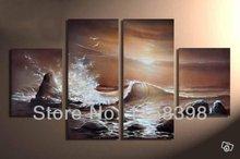 ocean waves oil painting price