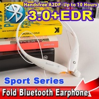New Fashion Bluetooth Stereo Headset for LG Tone HBS 700 730 HV800 Wireless Sport Earphone recharge Headset for Iphone 5s for S5