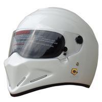 Starwars motorcycle glazed steel pig helmet atv-4