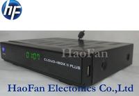 Original Satellite Receiver Cloud Ibox2 Plus Tv Decoder Cloud Ibox 2 Plus / Cloud Ibox  Enigma2 Linux Fedex free shipping