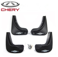Free shipping/Car Mudguards/High quality Original car Mudguards for Chery ARRIZO 7(M16)/one set 4pcs/Wholesale+Retail
