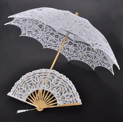 Promoci n de sombrillas de encaje negro compra - Sombrilla de mano ...