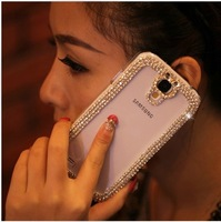 new arrival bling diamond luxury case for Samsung Galaxy Note 3 back cover note3 housing