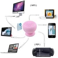 6colors Bluetooth Speaker for Smartphone wireless bluetooth speaker HIFI Mini Speaker Micro SD TF Card USB Disk Computer Speaker