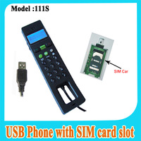 111S  SD hot sale  USB  phone  support  x-lite,x-pro.