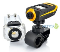 At90 waterproof sports camera bicycle recorder 500 pixels motorcycle driving recorder