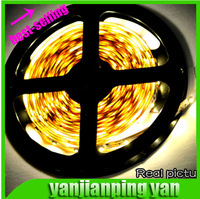 Free shipping 50m / lot non-water proof 3528 SMD LED strip 12V flexible light 60 led/m