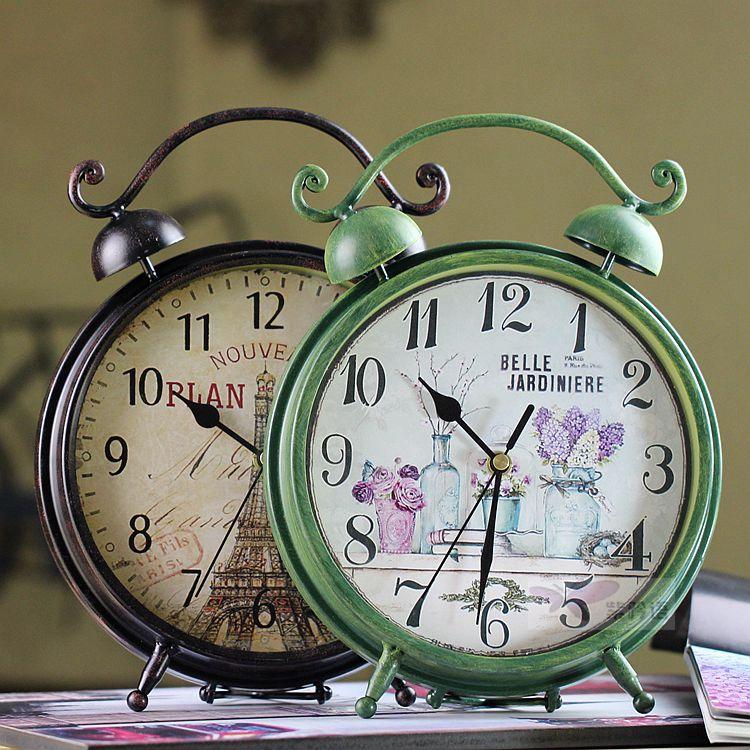 Настольные часы Desktop clock relogio parede 6 table clock clock