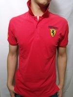new 2014 men's summer clothing t-shirts fashion short sleeve lapel F1 t shirtS  casual dress sweater T shirts men sweater
