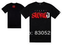 8 styles Street Swagg T-Shirts fashion high quality short sleeve t shirt Men's t-shirt 100% cotton hot sell best qulaity