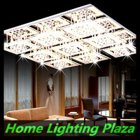 Patented product  modern minimalist bedroom living room lamp crystal lamp ceiling study room restaurant light 85cm free shipping