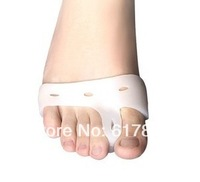 Hot Hallux Valgus Guard Cushion Toe spreader free shipping 2pcs(1pair)/LOT