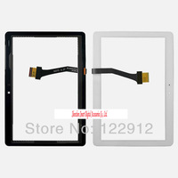 For Samsung Galaxy Note 10.1 N8000 N8010 N8013 Touch Screen Digitizer Glass White Free Shipping