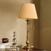 Quality american classic modern pure copper decoration lamp