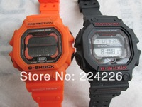 New Fashion 5 colour GX56 Watch jelly Shocking Sports Watches GX-56 Digital Men's Wristwatches