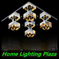 Patented products renowned Chinese - living room lamp bedroom lamp crystal ceiling study room restaurant lights - Free Shipping