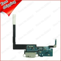 USB Charging Dock Port Flex Cable For Samsung Galaxy Note 3 N9008 Free Shipping 5PCS/LOT