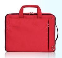 Free shipping fashion zipper best quality ladies laptop bag for women