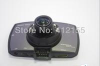 2014 Newest 2.7 1080P Full HD Car Camera DVR NTK 96650 Chipset + G-sensor+ H.264 MOV + HDMI + 6pcs IR Night Vision S550 Car DVRs