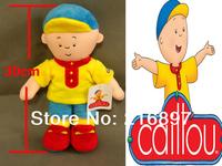 Brinquedos 30cm Size Caillou Plush Cartoon Stuffed Animals & Plush Toys & Hobbies Plush toy