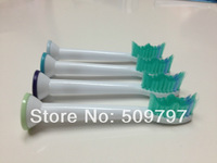 P-HX-6014 electric toothbrush heads replacement Sonicar_ HX6014 ProResults (4pcs / 1pack) Free Shipping