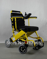 Free shipping New Style Electric Folding Wheelchair With 18kg Weight (free shipping)