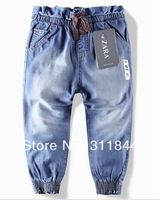 New children 's jeans Zar6811a cotton Denim kids jeans girls pants baby trousers size:2/3t 3/4T 4/5T 5/6T 7/8T 9/10T