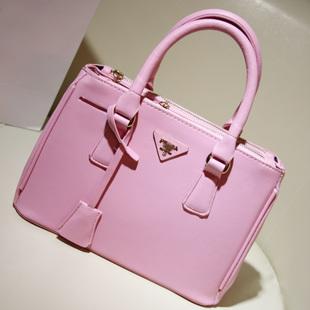 Pr**a 2014 Famous Female Killer PU Leather Handbags,Shoulder Cross-body Messenger Brand Fringe Classical Swissgear Top Qualities(China (Mainland))