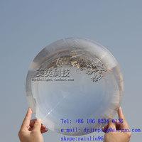 Diameter 130 F50mm fresnel lens for solar energy ,condence lens ,high ligjt transmittance