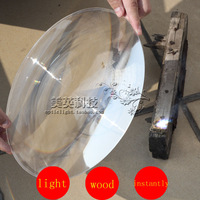 Diameter 170 F150mm fresnel lens for solar energy ,condence lens ,high ligjt transmittance