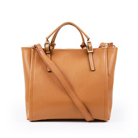 2014 spring and summer genuine leather women's handbag one shoulder handbag cross-body bag fashion formal