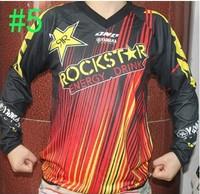 T-shirt  Motocross shirt motorcycle jersey moto clothing T-Shirts Racing riding off-road jerseys