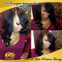 Best Price!!! Brazilian U Part Wig Body Wave Virgin Hair 100% Unprocessed Human Hair Wigs For Sexy Women Free Shipping