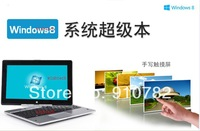 "win8 touch notebook laptop tablet pc 11.6""1366*768 rotating Panel Win8 Laptop+Notebook/Tablet pc 2G DDR3 320G HDD Bluetooth"