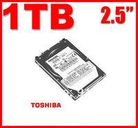"""Frre Shipping NEW 1TB 2,5"""" T O SHIA B MQ01ABD100 Interne Festplatte SATA HDD 9.5mm 1 TB Neu  3 years warranty !"""