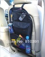 Hot Selling functional car storage bag waterproof Oxford hang bag as car Interior Accessories.