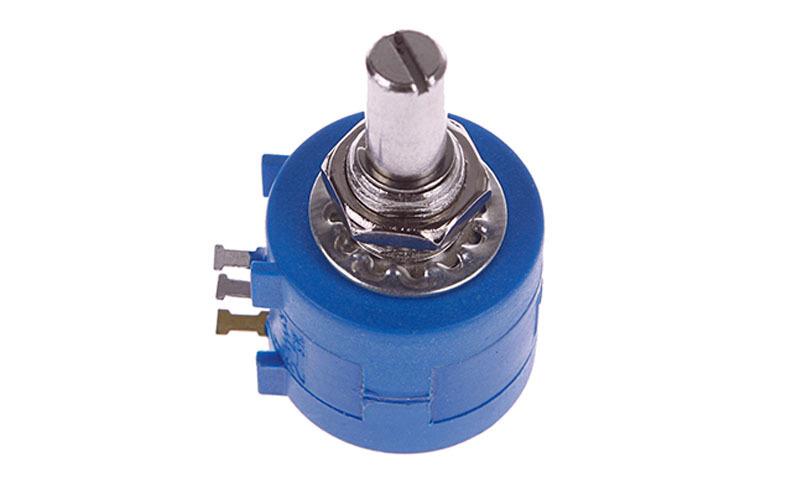 10K Ohm 3590S 2 103L Rotary Wirewound Precision Potentiometer Pot 10 Turns 49981