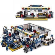 Free Shipping Sluban F1 Racing Car compatible with lego 741pcs Educational DIY Bricks Toys Without Orignial Box(China (Mainland))