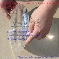 Fresnel lens:Diameter 220 F130mm  ,magnifier lens,traffic light fresnel lens