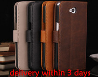 NEW hot 1 pcs 4 colors High quality luxury Stand Leather wallet with Credit Card Slot Case for LG G pro Lite Dual D686 D685