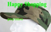 5pcs/lot SWAT Airsoft Marine Cadet Patrol Hat Cap Woodland Camo
