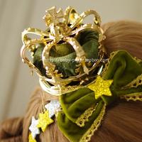 Lolita hair accessory - - - - duke military - - - - 2