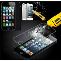 0.3mm Newest 2.5D Protective Film For iphone 5 Premium Tempered Glass Screen Protector For iPhone 5S 5C + Package Free shiping