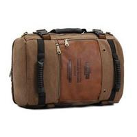 2014 Casual Style Canvas Travel Bags For Men Large Travel Duffle Sports Gym Bag Man Shoulder Messenger Bag Hiking Camping Bag